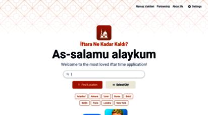 iftaranekadarkaldi.com