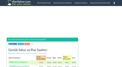 iftarsahur.com