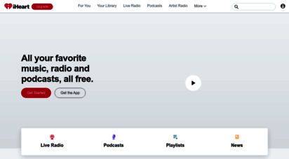 iheart.com - listen to the best podcasts & shows online, free  iheartradio