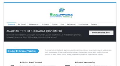 ihracat.online - soocommerce web yazılımları e ihracat nedir ihracat nasıl yapılır