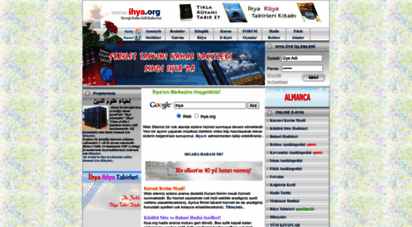 similar web sites like ihya.org
