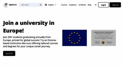 iienstitu.com - uzaktan eğitim programları - istanbul işletme enstitüsü
