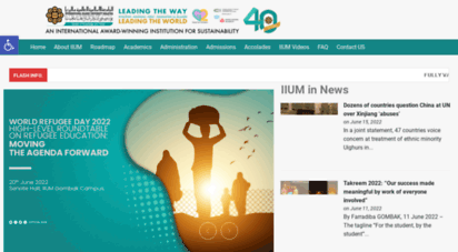 iium.edu.my - international islamic university malaysia