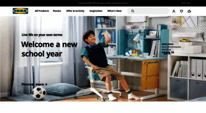 ikea.cn - 宜家家居官网-宜家电商-提供客厅,卧室,厨房,各类家居灵感和产品解决方案- ikea - ikea