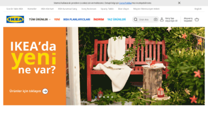 similar web sites like ikea.com.tr