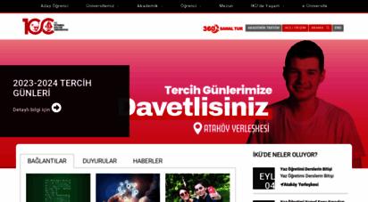 iku.edu.tr - istanbul kultur universitesi