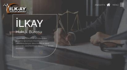 ilkayuyarkaba.av.tr - ilk-ay hukuk bürosu ankara avukat - boşanma icra ceza avukatları