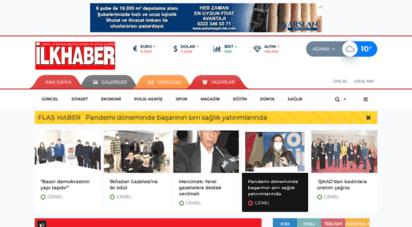 ilkhaber-gazetesi.com - ilkhaber-gazetesi.com