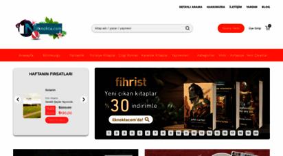 ilknokta.com - ilknokta: kitap dünyası