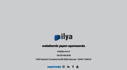 ilya.com.tr - ilya shipping