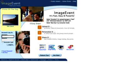 imageevent.com - imageevent- share photos, videos, docments online.