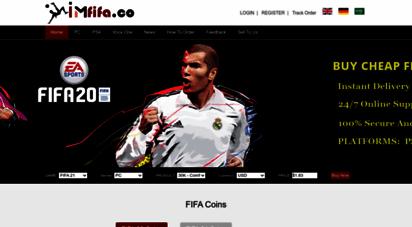 imfifa.co - the leading fifa 20 coins seller - imfifa.co