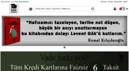 imge.com.tr - imge kitabevi - www.imge.com.tr