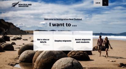 immigration.govt.nz - immigration new zealand