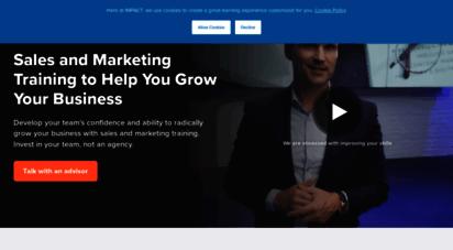 impactbnd.com - impact: inbound marketing strategy, advice, and agency