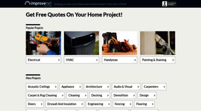 improvenet.com - find home improvement, remodeling & general contractors  improvenet