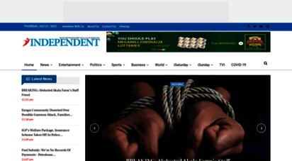 independent.ng - independent newspapers nigeria - breaking news from nigeria and the world