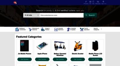indiamart.com - indiamart - indian manufacturers suppliers exporters directory, india exporter manufacturer
