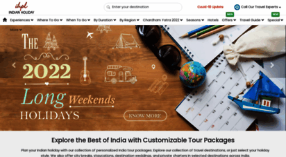 indianholiday.com - india tours  india trip  vacation- indian holiday pvt.ltd