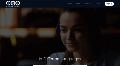 indifferentlanguages.com - how do you say different words in different languages