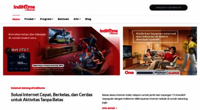 indihome.co.id - indihome  internet cepat  internet indonesia  internet rumah  fixed broadband  internet rumah cepat