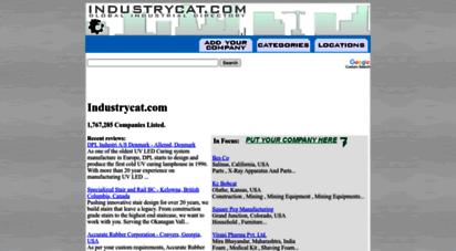 industrycat.com - industrycat