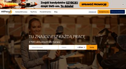 infopraca.pl - infopraca.pl - najnowsze oferty pracy w polsce i za granicą