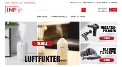 infshop.net - inf company ab - produkter till ett oslagbart värde - inf company
