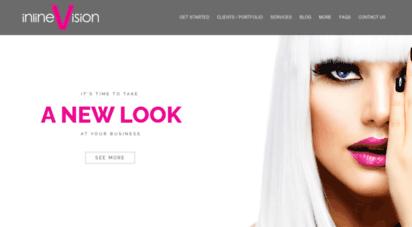 inlinevision.com - inlinevision: web development / e-commerce / ppc  las vegas, nv - high-performance websites & e-commerce solutions