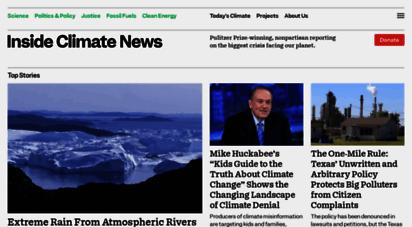 insideclimatenews.org - energy and climate news  insideclimate news
