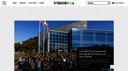 insideevs.com - insideevs  electric vehicle news, reviews, and reports