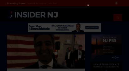 insidernj.com - insider nj - news for political insiders in new jersey