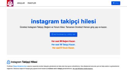 instahile.co - instahile - instagram takipçi ve beğeni hilesi