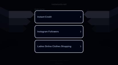 instamoda.net -