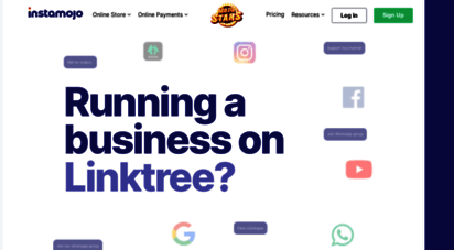 instamojo.com - free payment gateway & online store in india, online payments & ecommerce made easy - instamojo