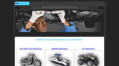 instant-manual.com - instant downloads: service manuals - repair manuals - owner´s manuals