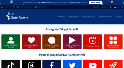 instatakipci.com - instagram takipçi satın al - gerçek ve garantili  instatakipci