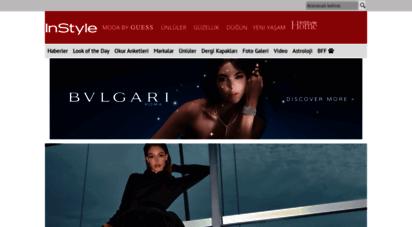 instyle.com.tr - instyle türkiye: hayat bir kırmızı halı! hazırlıklı olun!