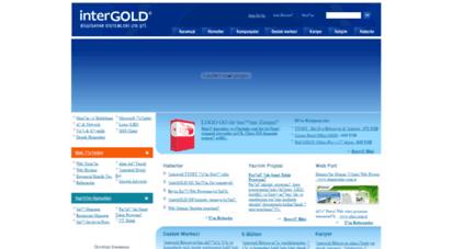 intergold.com.tr - intergold bilgisayar sistemleri ltd.şti.