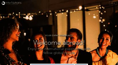 internations.org - community for expatriates & global minds  internations
