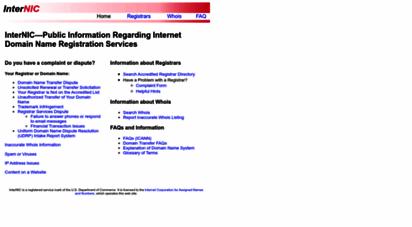 internic.net