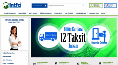 intfarming.com - intfa - tarımsal alışveriş merkezi