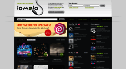 iomoio.com - download mp3 music - download movie soundtracks ost - online music store - legally purchase and download cheap mp3 music - buy mp3 music online