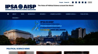 ipsa.org -