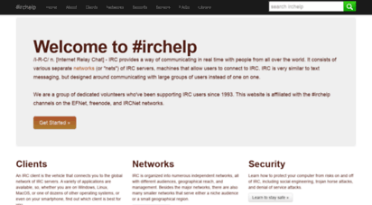 irchelp.org