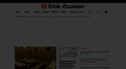 irishexaminer.com - ireland news and sport  irish examiner