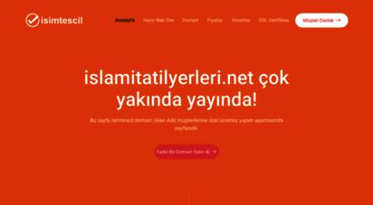 islamitatilyerleri.net - islami tatil  islami oteller  muhafazakar tatil