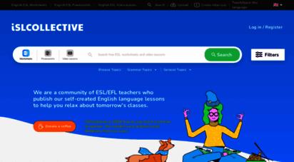 islcollective.com - english esl, efl worksheets made by teachers for teachers x84049