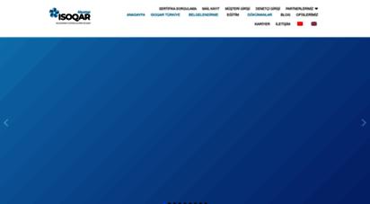 isoqarturkey.com - isoqar türkiye