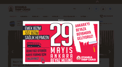 istabip.org.tr - istanbul tabip odası - anasayfa